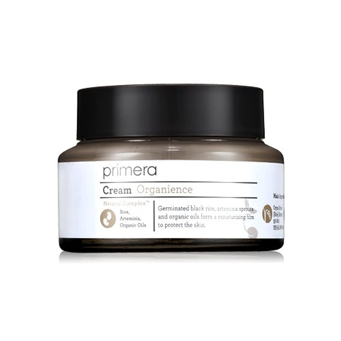 欠陥カートン血色の良いPRIMERA プリメラ オーガニエンス クリーム(Organience Cream)50ml