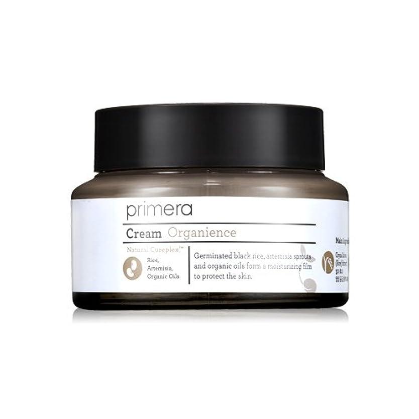 賠償週間接続PRIMERA プリメラ オーガニエンス クリーム(Organience Cream)50ml