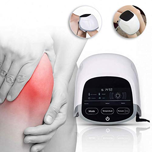 Best Price COZING Pain Reliever, Cold Laser Knee Massager, Shoulder Joint & Muscle Pain Relief