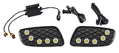 AUTOLIGHT 24 LED SMD 10x Flex Tagfahrlicht DRL TFL + R87 Modul E4 W451 16135