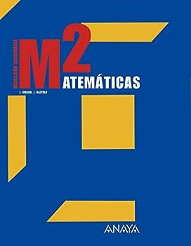 Paperback Matemáticas 2. (Spanish Edition) [Spanish] Book