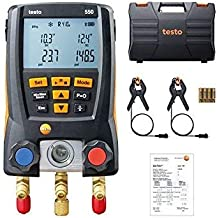 testo test equipment