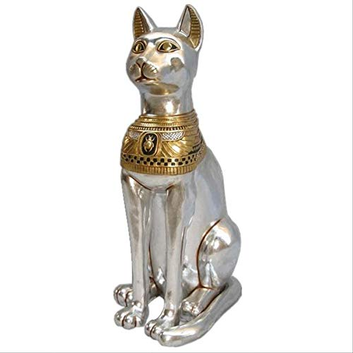 Design Toscano Egyptian Cat Goddess Bastet Grande Statue