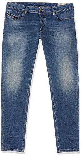 Diesel SLEENKER-00S7VG-082AB-38 Jeans Skinny, blauw (Azul 082ab), 54 (maat van de fabrikant: 38) voor heren