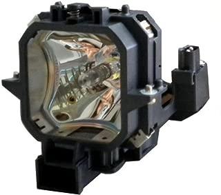 Replacement Projector/TV lamp ELPLP27 / V13H010L27 for Epson EMP 54 / EMP 54c / EMP 74 / EMP 74c / EMP 74L / PowerLite 54c / PowerLite 74c PROJECTORs/TV