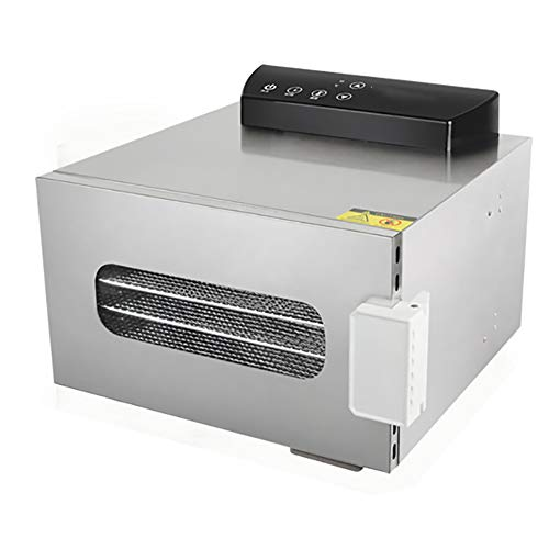 Great Deal! Food Dehydrator,dehydrator machine jerky gun,6 Drying Shelf