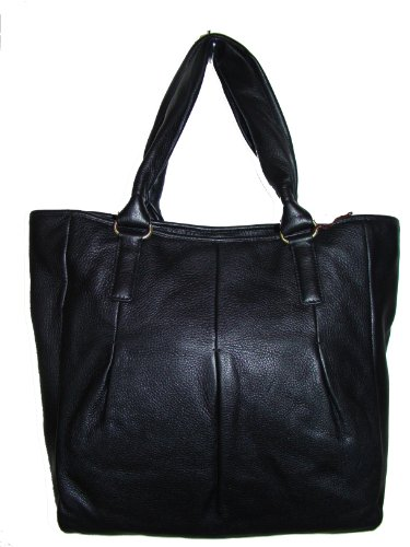 Cole Haan Hazelle II Leather North South Tote Bag