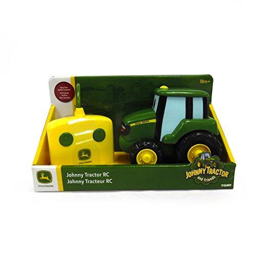 RC Auto kaufen Traktor Bild 3: TOMY Spielzeugtraktor John Deere