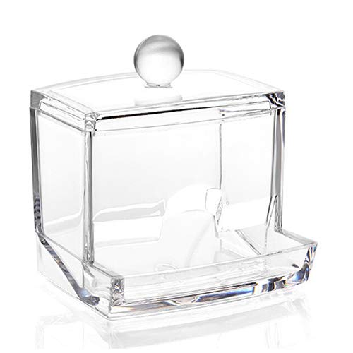 Momangel - Boquilla algodón Transparente Maquillaje