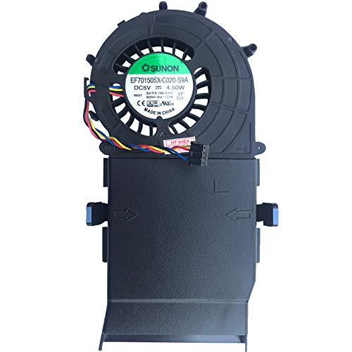 (Version 2) Fan Cooler Compatible with Dell Optiplex 7050, Optiplex 9020M, Optiplex 9020