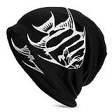 Beanie Hat Mariscos De Acuario Skullcap Cálido Gorro Beanie Moderno Cráneo Sombreros para Adulto Pesca Regalos De San Valentín