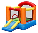 Happy Hop- Slide Bouncer, (9004B)