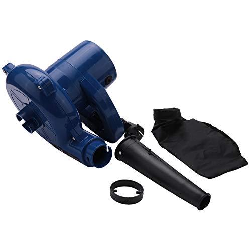 Bayda 600 W 220 V eléctrico de bolsillo soplador aspirador ordenador limpiador eléctrico industrial soplador de aire soplador de polvo colector de polvo para escritorio enchufe UE