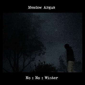No : No : Winter