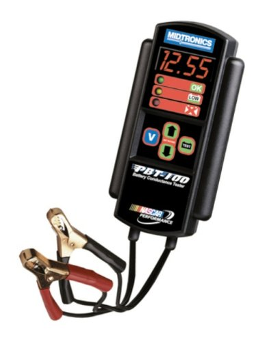 Midtronics PBT100KIT Digital Battery Charging System Tester Kit