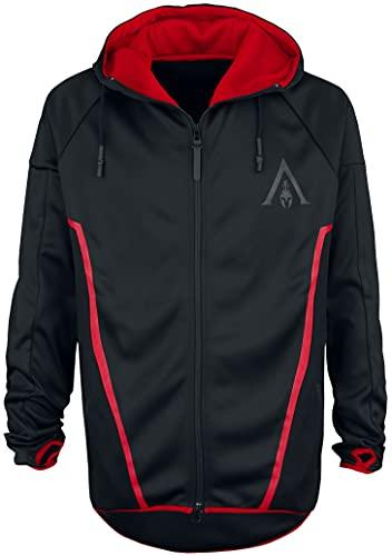 Assassin's Creed Odyssey - Technical Hexagonal Kapuzenjacke schwarz S