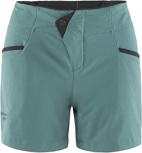 Klättermusen Vanadis 2.0 Short Femme, Brush Green Modèle S 2021 Shorts