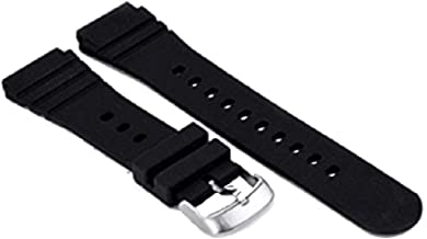 Rubber WATCH Strap 20MM Model for Luminox Navy Seals 3000 3100 3200 3900