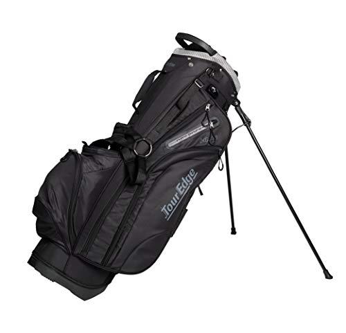 Tour Edge Hot Launch 4 Stand Bag Black (6-Way top) Golf