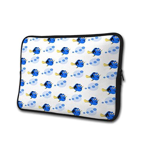 Dory Fish 13-15 Inch Laptop/Tablet Sleeve Schokbestendig Neopreen Sleeve Bag voor Notebook Chromebook, Ultrabook, MacBook
