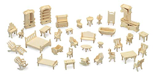 Quay Furniture Set Woodcraft Con...