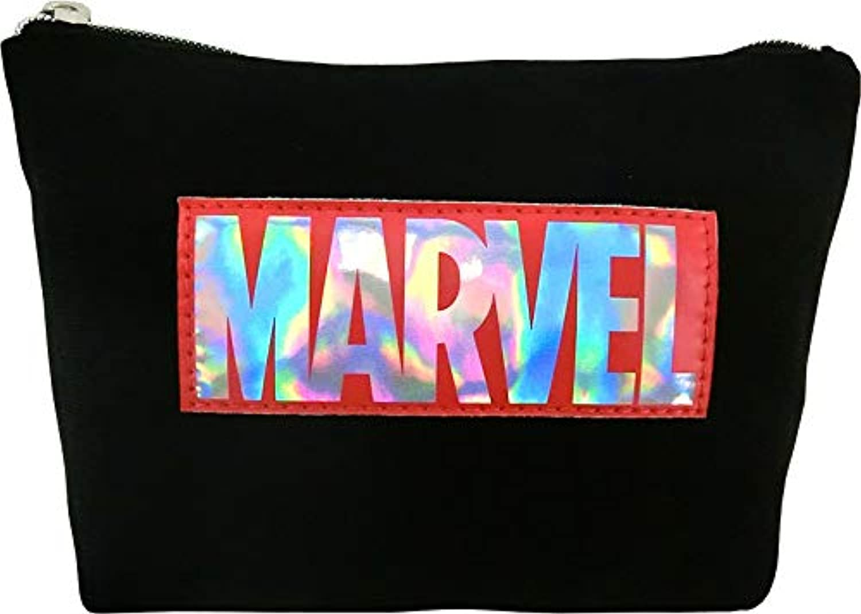 Tees Factory Marvel Marvel Aurora Ledertasche, Ledertasche, Ledertasche, dreieckig, 13 x 20,5 x 5 cm, Schwarz B07JYMG21Y | Schönes Aussehen  f06cbb