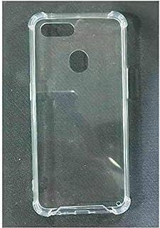 جراب حماية خلفي مضاد للصدمات لموبايل اوبو اف 9. شفاف
