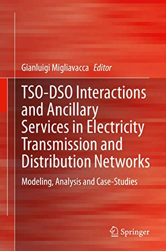 TSO-DSO Interactions and Ancillary Services in Electricity Transmission and Distribution Networks: Modeling, Analysis and Case-Studies