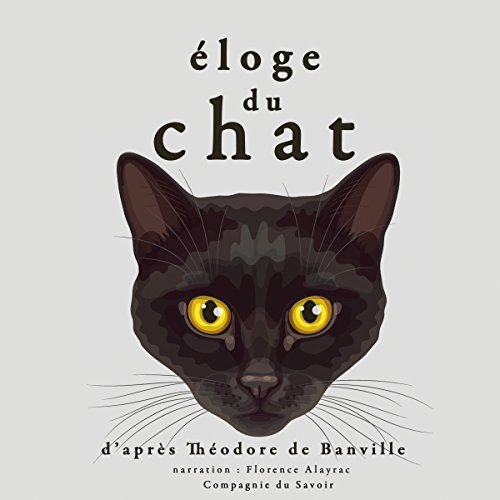 Couverture de Éloge du chat