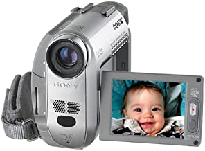 Sony DCR-HC30 MiniDV Digital Handycam Camcorder w/10x Optical Zoom (Discontinued by Manufacturer)