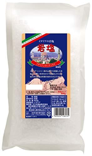 ユウキ食品 イタリアンロックソルト(岩塩) 800g