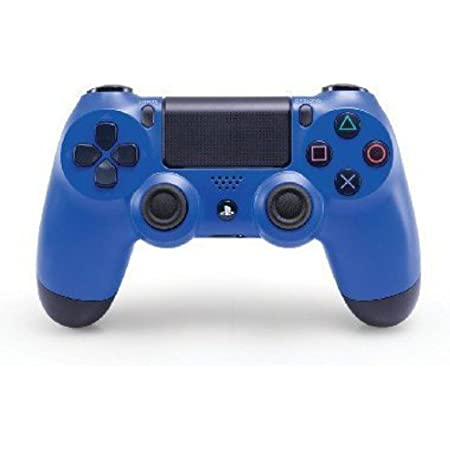 Gray Blue DualShock 4 Wireless Controller for PlayStation 4