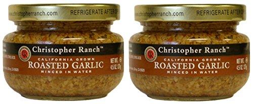 roasted garlic paste - 4
