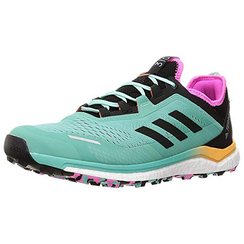 adidas Terrex Agravic Flow, Zapatillas de Trail Running, MENACI/NEGBÁS/ROSCHI, 38 2/3 EU
