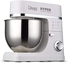 HYPER Stand Mixer .JANO From Al Saif Company 7L - JN1209, Stainless Steel