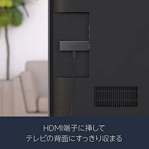 FireTVStick-Alexa対応音声認識リモコン(第3世代)付属|ストリーミングメディアプレーヤー