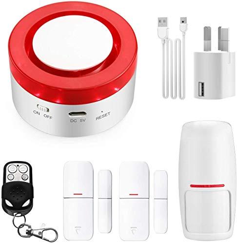 TUYA Smart Home Security Alarm S...