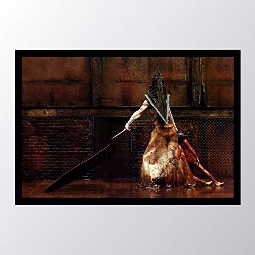 Quadro com moldura Silent Hill