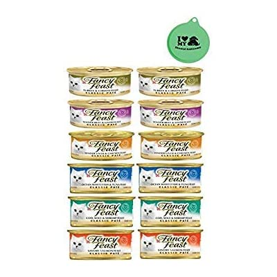 Cat Food Purina Fancy Feast Classic Pate... [tag]