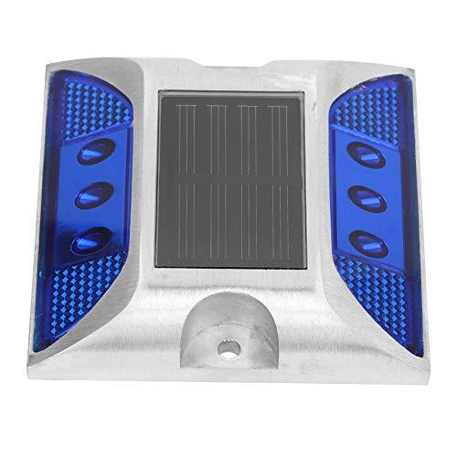 Aukson Luces solares para Exteriores, Luces LED de señalización de Tierra de...