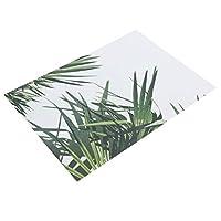 Almencla 写真 背景カード 写真撮影 植物 イラスト 撮影小道具 壁掛け - タイプ6