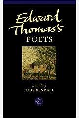 Edward Thomas's Poets (Poet's Poets) Paperback