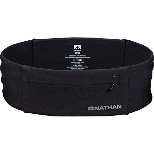 Nathan Zipster Running Belt.Bounce Free Waist Pack. Pockets