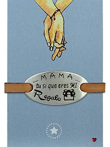 CAPRYCHOICE Pulsera para MAMA , con bolsa de Regalo. (Modelo C)