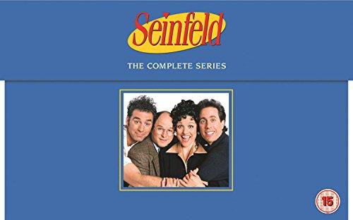 Seinfeld - Season 1 & 2/Seinfeld - Season 3/Seinfeld - Season 4/Seinfeld - Season 8/Seinfeld - Season 5/Seinfeld - Season 6/Seinfeld - Season 7/Seinfeld - Season 9 - Set [33 DVDs] [UK Import]