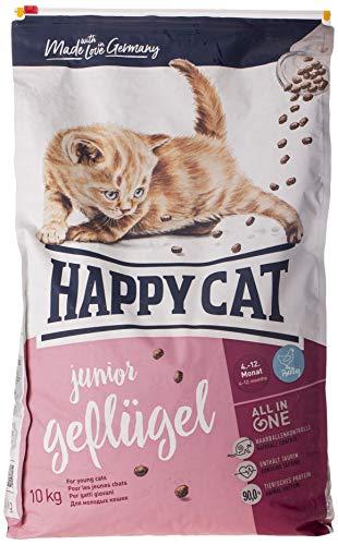 Happy Cat Supreme Junior Geflügel, 10 kg
