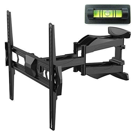 Fleximounts TV-väggfäste för de flesta 32-60 tums svängbar lutning full rörelse artikulerande lång förlängning LED LCD plattskärm VESA 400 x 400 mm
