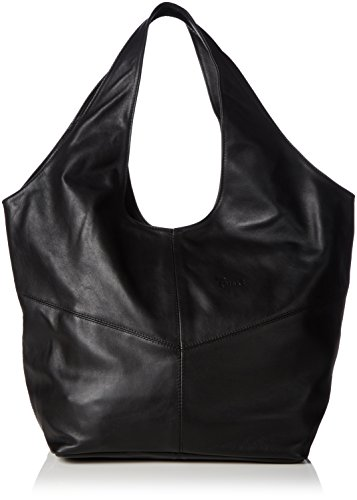 Think Damen Bag Shopper, Schwarz (Schwarz 00), 43x33x17 cm