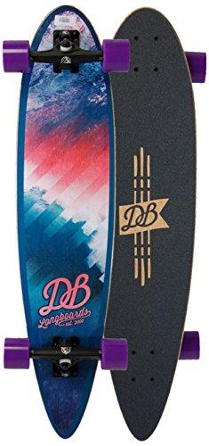 DB Longboards Longboard Complete Waves 38, 1201000078