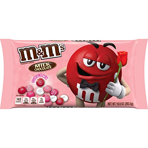 M&M'S Cupid's Mix Milk Chocolate Valentine's Day Candy